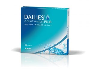 Alcon Daily Aqua Comfort Plus Lenses